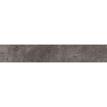 Mosa Terra Maestricht keramische plint 60x9,5 cm, antraciet