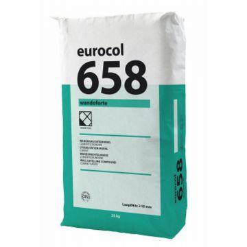 Eurocol 658 Wandoforte egaliseermiddel zak à 25kg
