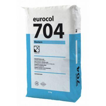 Eurocol 704 Flextern tegellijm poeder à 25kg