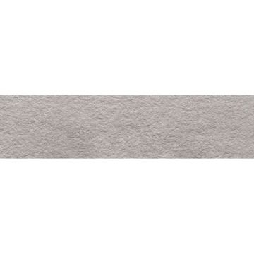 Mosa Terra Maestricht reliëf vloerstrook keramisch 15x60 cm, midden grijs