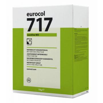 Eurocol 717 Eurofine voegmiddel pak à 5kg, grijs