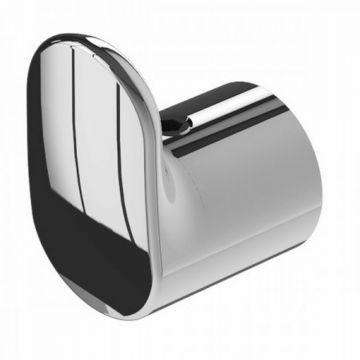 Geesa Tone handdoekhaak mini 25 x 31 x 18 mm, chroom