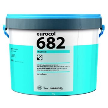 Eurocol 682 Majolicol pasta tegellijm emmer a 1,5kg