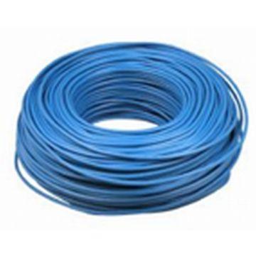 Sub vd-draad 2,5 mm² doos à 100 m, blauw