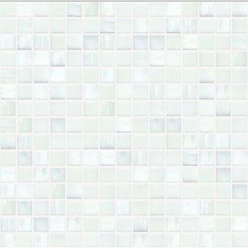 Bisazza Miscele standaard 2x2 cm, glasmozaiek, 32,2x32,2 cm, mix 1-2, ghiaccio