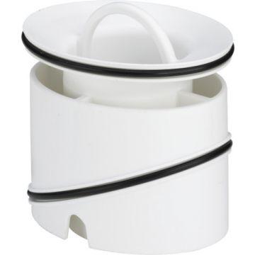 Viega Tempoplex kunststof duikpijp, wit