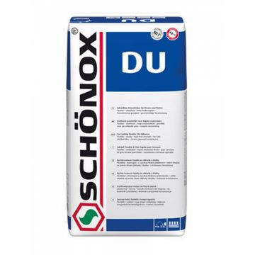 Schonox Du poederlijm snelhardend zak à 25 kg.