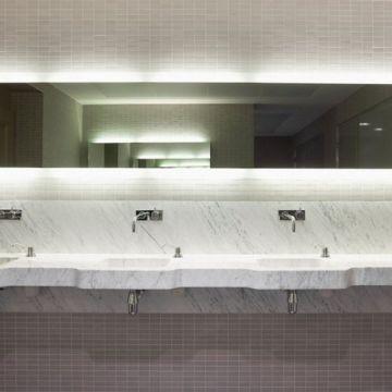 Mosa xxS keramische tegelmat 30x30 cm, 2,3x2,3 cm, antraciet