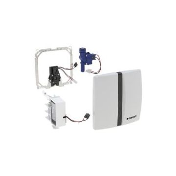 Geberit Basic urinoir bedieningspaneel infrarood 230 V, wit