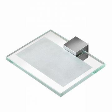 Geesa Nexx inzet voor zeephouder glas helder