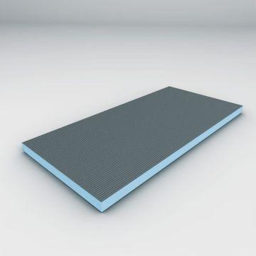 Wedi Ba bouwplaat 1250x600x10 mm, blauw