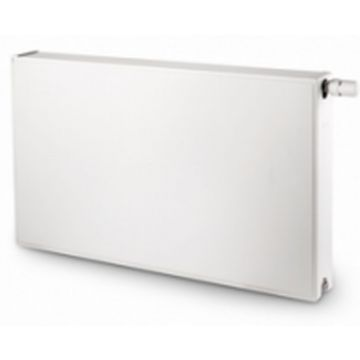 Vasco Flatline T21s paneelradiator 1000x600 mm as=0098 1280w, wit