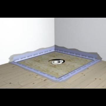 Bette dichtingssysteem v/opstaande rand v/bodemvlak mont