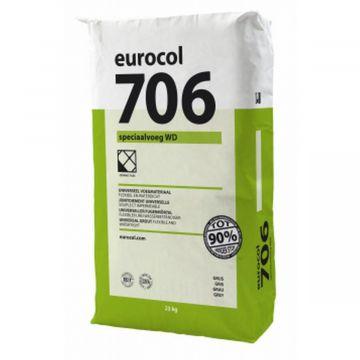 Eurocol Speciaalvoeg wd speciaalvoeg wd 706 zak 5 kg., basalt grey