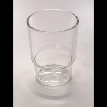 Geesa Thessa acryl beker voor glashouder
