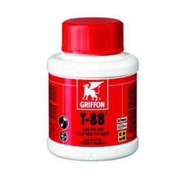 Griffon T-88 thf lijm kiwa m/kwast 250 ml,