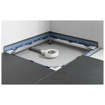 Bette Floor afloopgarnituur 0,85 l/s, chroom