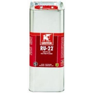 Griffon RU-22 pvc vullijm blik 5 liter met schenktuit