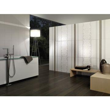 Villeroy & Boch Cherie keramische tegel decor 30x60 cm, ecru