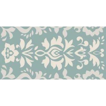 Villeroy & Boch Cherie keramische tegel decor 30x60 cm, relief, seladon