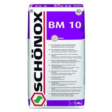 Schonox BM fijne beton-uitvlakmortel zak à 25 kg.