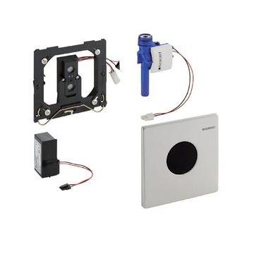 Geberit Mambo urinoir bedieningspaneel infrarood 230v, rvs