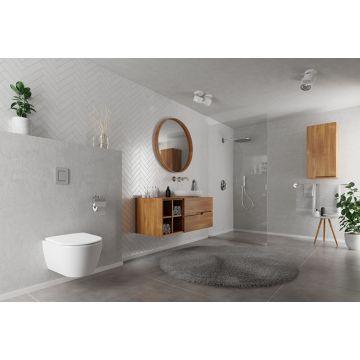 GROHE Essentials badkamer accessoireset 3-in-1, chroom