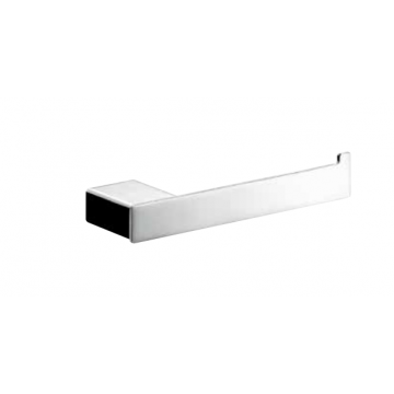 Emco Loft reserverolhouder horizontaal 3 x 17,5 x 5,3 cm, rvs