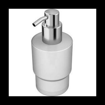Geesa losse flacon voor zeepdispenser met pomp 200 ml, chroom