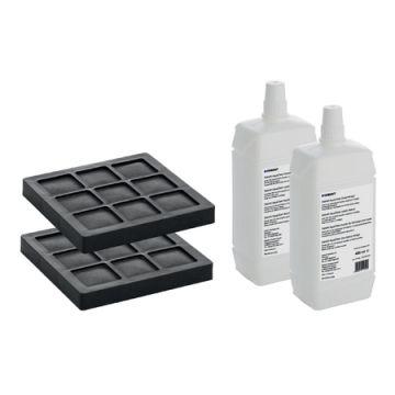 Geberit AquaClean 8000 plus set koolstoffilter+AquaClean douchearmreiniger 2st