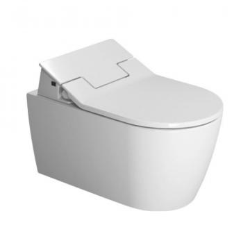 Duravit ME by Starck hangend toilet diepspoel Rimless, zonder SensoWash-zitting, wit