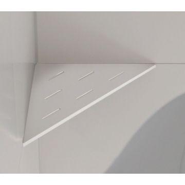LoooX Corner Shelf hoekplanchet 30x22 cm, wit
