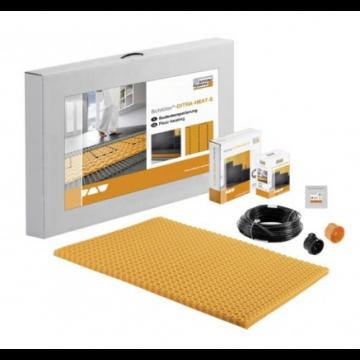 Schlüter Ditra-Heat-E verwarmingskabel set 5,6 m², 136w