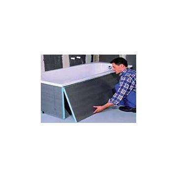 Wedi Bathboard badombouw voorpaneel 180x60x2cm