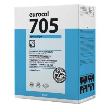 Eurocol 705 Speciaal tegelpoederlijm zak à 5kg