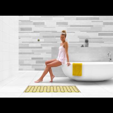 Magnum Mat vloerverwarmingsmat met X-treme control klokthermostaat 0,75 m², 113w