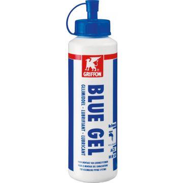 Griffon blue gel glijmiddel fles 250 gr.