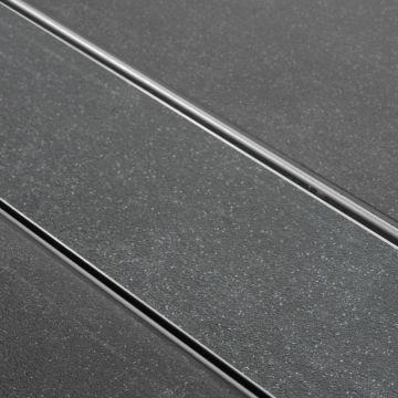 Easy Drain Tegel-8 tegelrooster 60 cm, rvs
