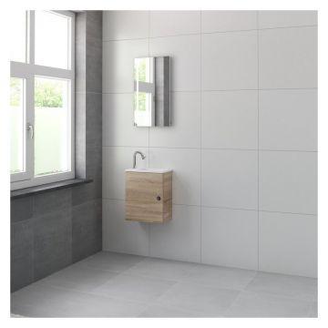 Bruynzeel Pocco onderbouwkast 40 cm met deur links-/rechtsdraaiend, bardolino