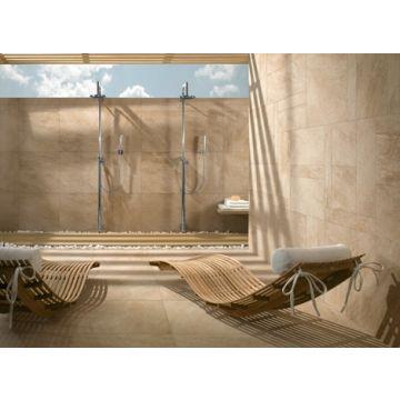 Villeroy & Boch My Earth keramische tegel 10x60 cm, antraciet