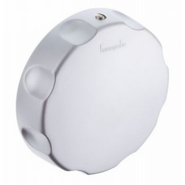 Hansgrohe Flexaplus draaigreep voor badwaste, chroom