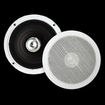 AquaSound Jive economy 50W inbouw speakerset, wit