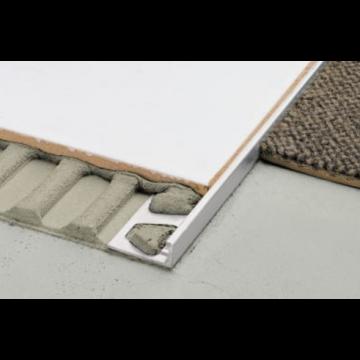 Schlüter Schiene-AE tegelprofiel 12,5 mm, 250 cm, aluminium, geanodiseerd aluminium