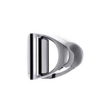 Hansgrohe Unica'D schuifstuk voor glijstang diameter 25mm, chroom