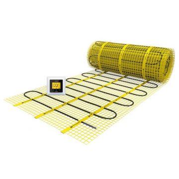 Magnum Mat vloer verwarmingsmat met X-treme control klokthermostaat 5 m², 750w