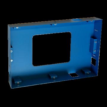 AquaSound inbouwset voor led tv zonder speakerset, blauw