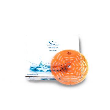 StarBlueDisc Uri-Pad citrus doosinhoud 5 stuks, oranje