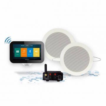 AquaSound n-joy music-center controller +lader+twist+minibox
