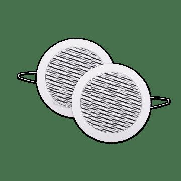 AquaSound Twist luidspreker 45W 135 mm, wit