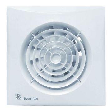 S&P Silent 200 CRZ ventilator 180m³, wit